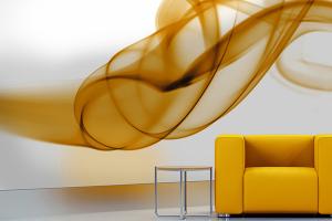 Plafonds et murs imprimés design
